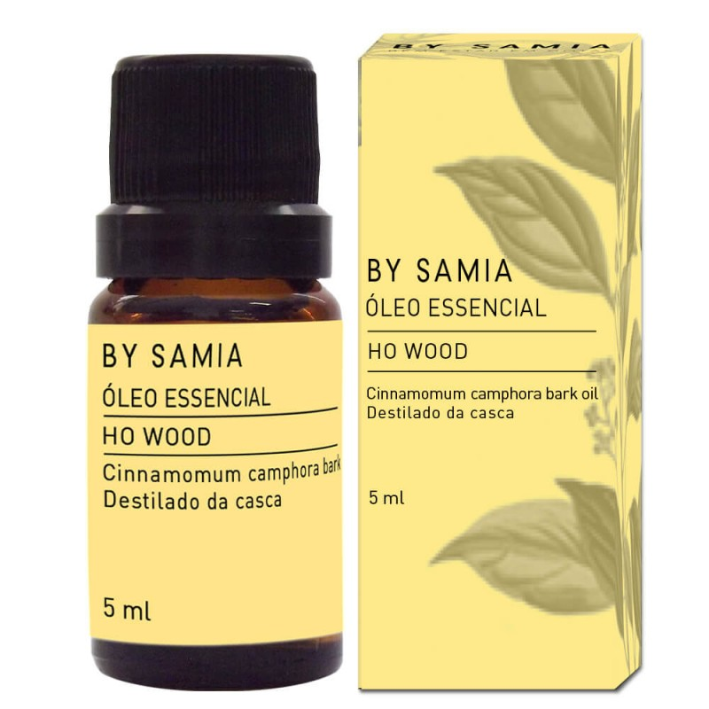 Óleo Essencial de Ho Wood 5 ml