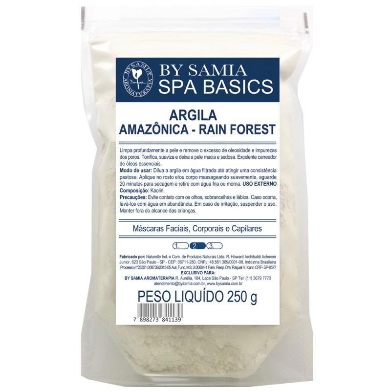 Argila Rain Forest Cinza (Amazônica) 250g