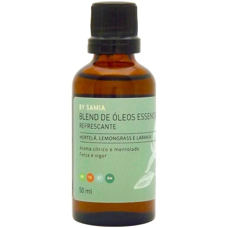 Blend de Óleos Refrescante - 50 ml