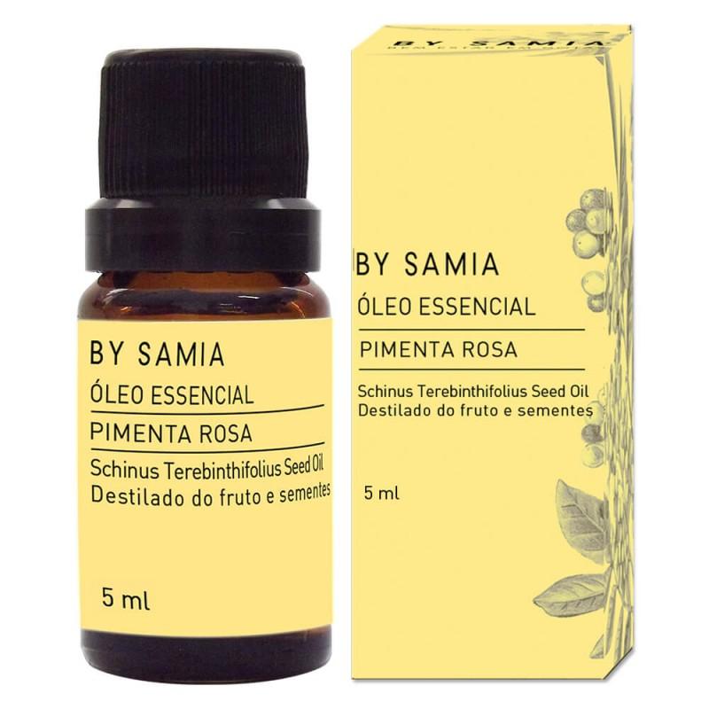 Óleo Essencial de Pimenta Rosa 05 ml