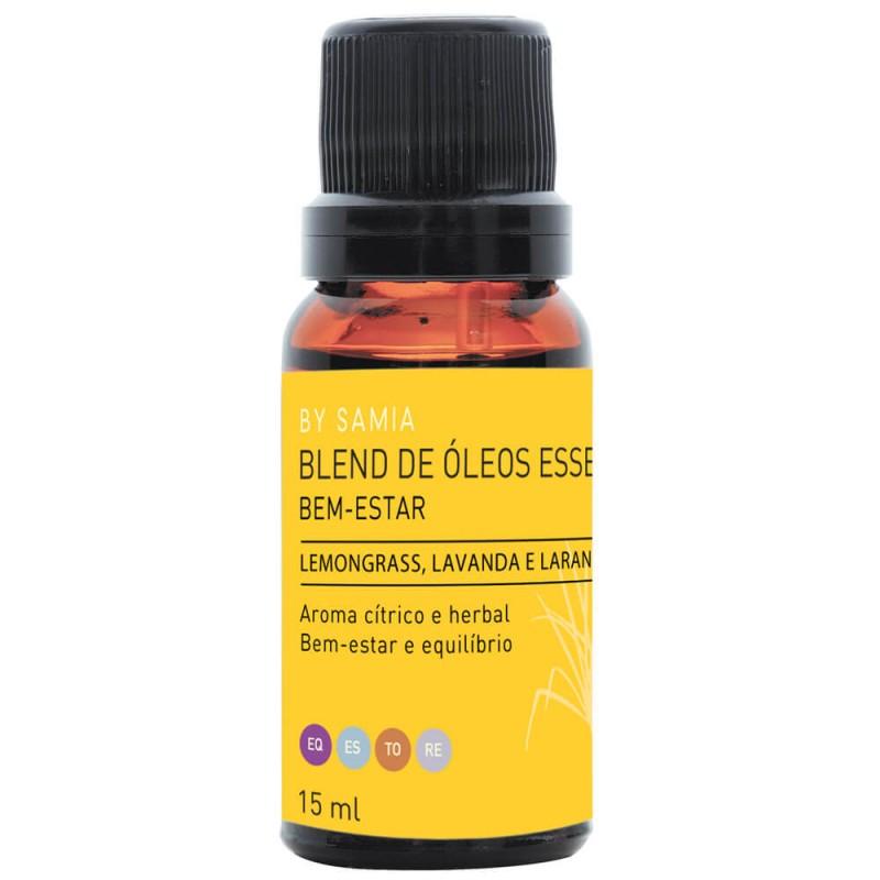 Blend de Óleos Bem Estar - 15 ml