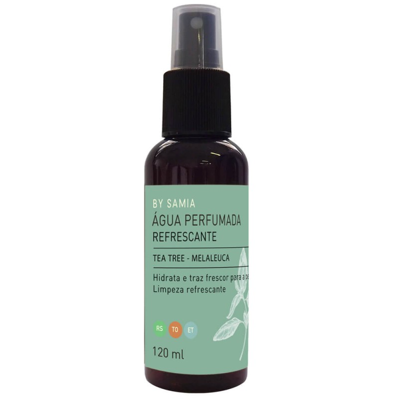 Água Perfumada Refrescante (Tea-Tree) 120ml