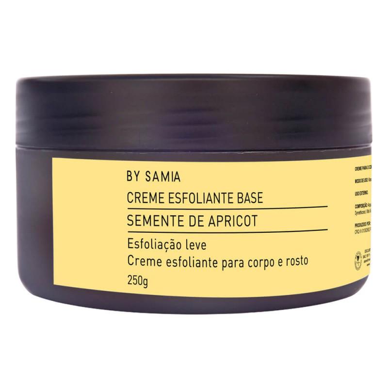 Creme Esfoliante Neutro Apricot 250g