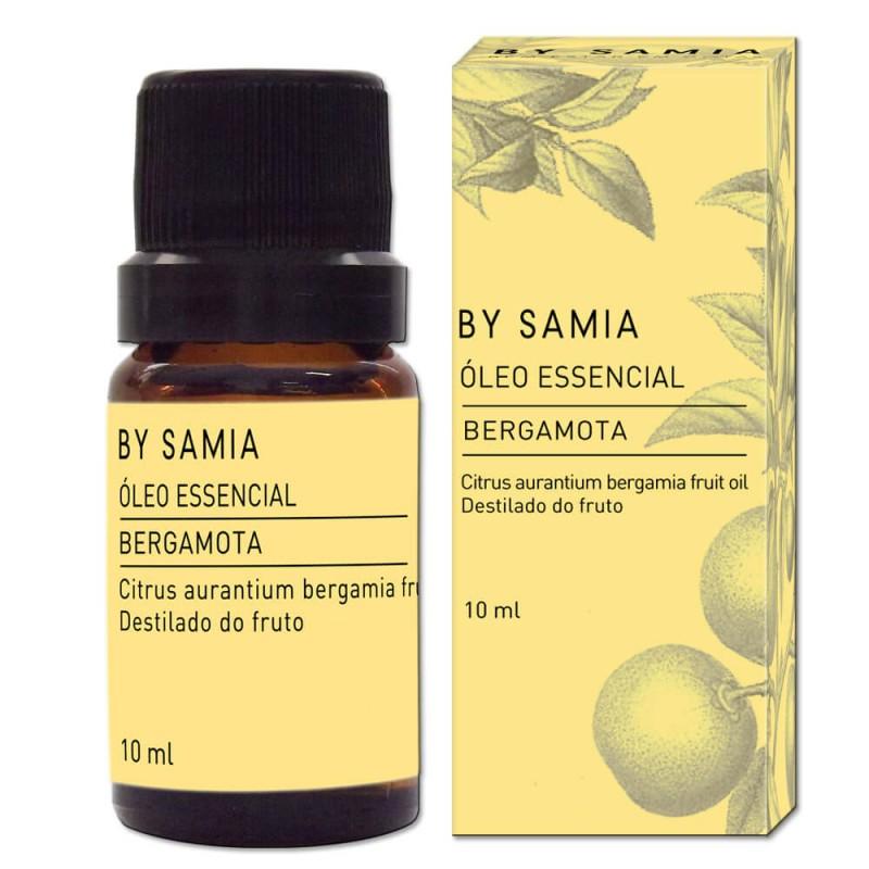 Óleo Essencial de Bergamota 10 ml