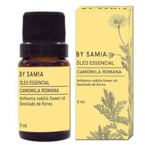 Óleo Essencial de Camomila Romana 5 ml