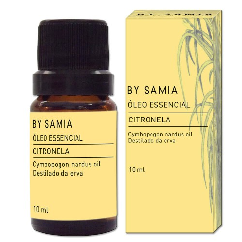 Óleo Essencial de Citronela de 10 ml