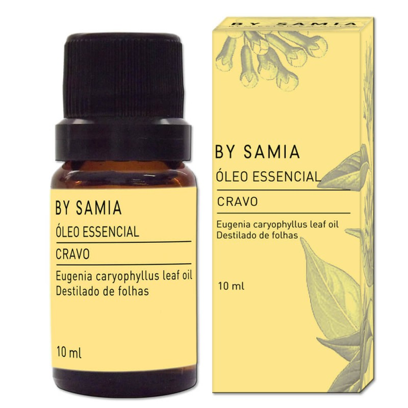 Óleo Essencial de Cravo 10 ml
