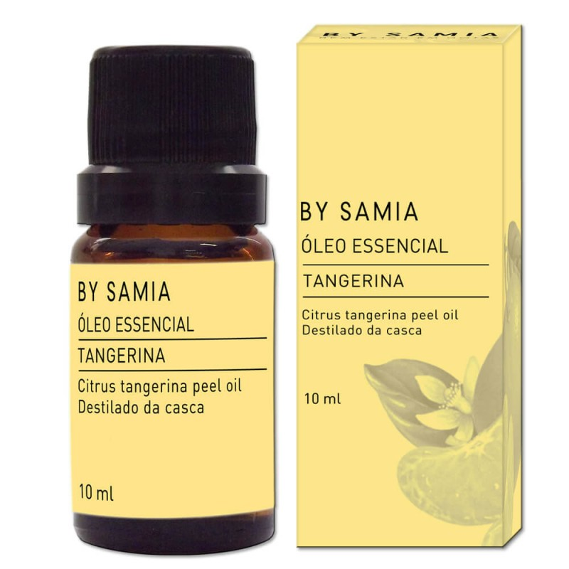 Óleo Essencial de Tangerina 10 ml
