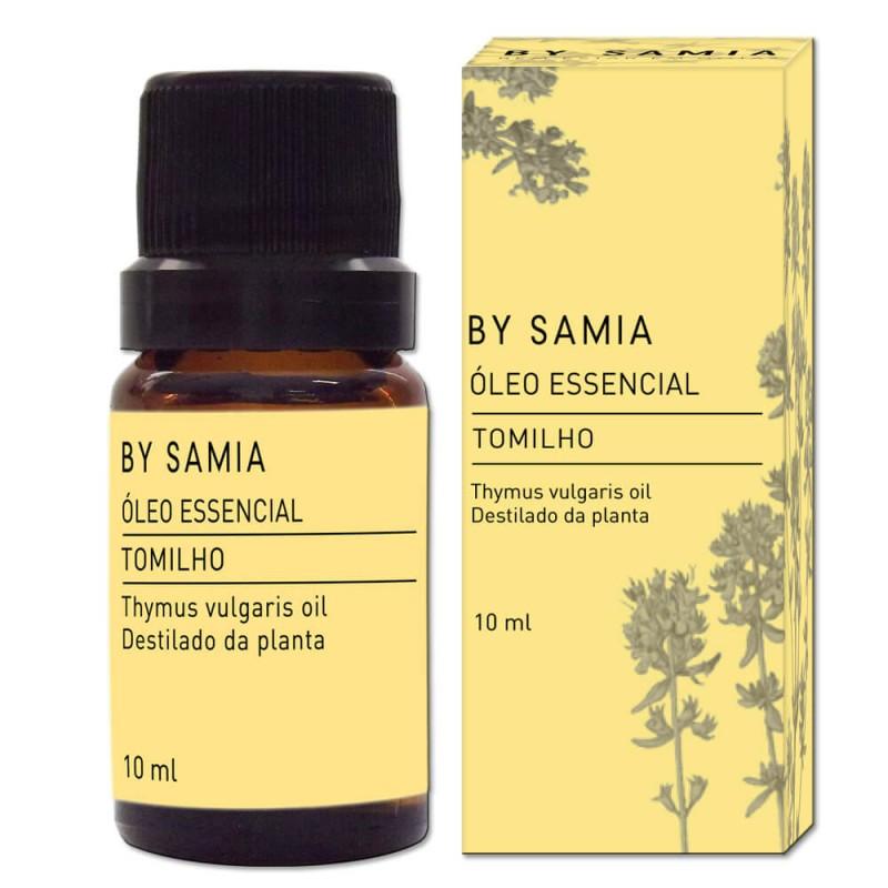 Óleo Essencial de Tomilho 10 ml