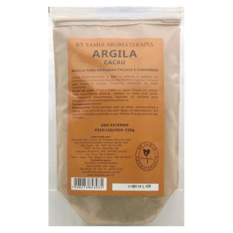 Argila Cacau 250g