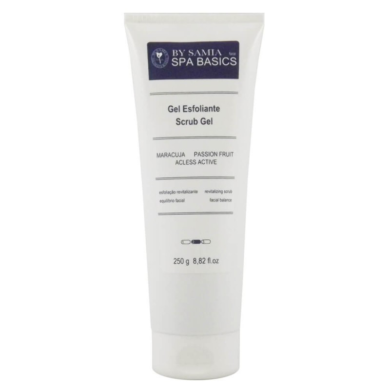 Gel Esfoliante Facial - 250g