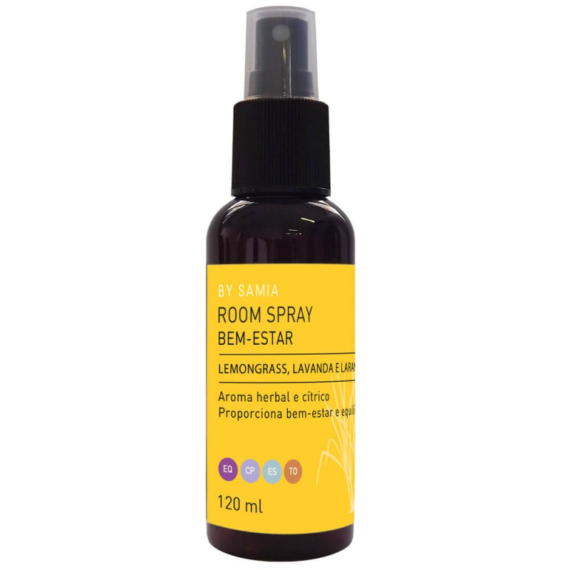 Room Spray - Bem Estar - 120 ml